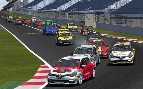 Clio Cup Online Circuit Cataluña