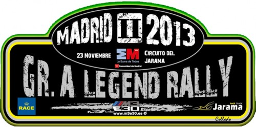 legend rally 2013
