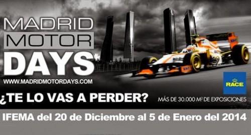 madrid motor days 2013
