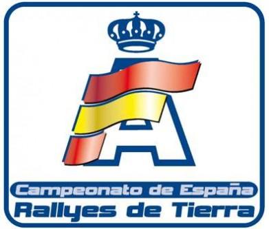 campeonato espana rallyes tierra