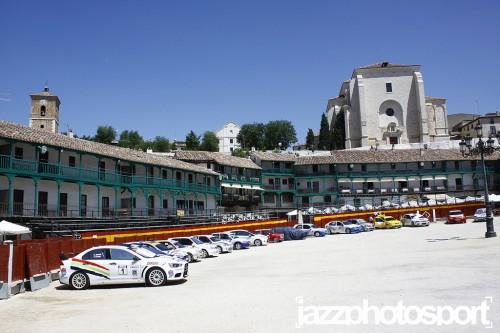 Rallye Chinchon Madrid 2013